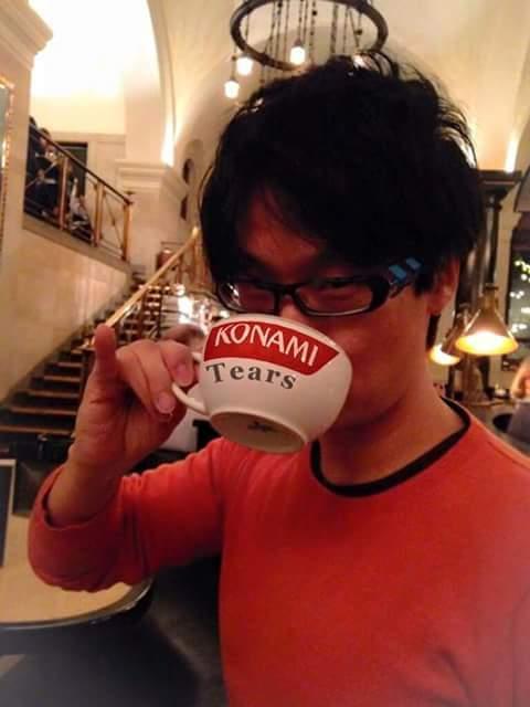 Тем временем в офисе Sony Sony, Konami, офисный юмор, Хидео Кодзима