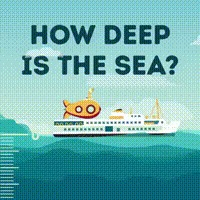 Насколько глубоко море?