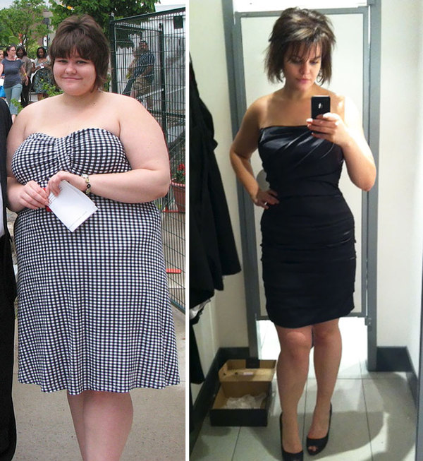 Я похудела на 50 кг