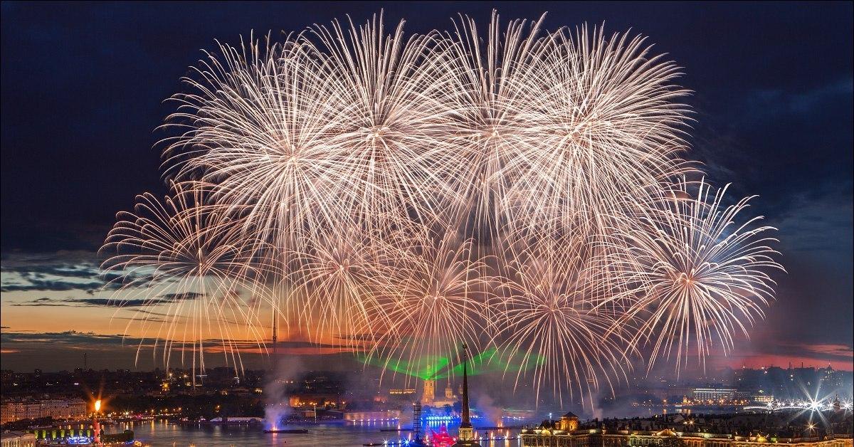 Поздравления на день города санкт-петербург