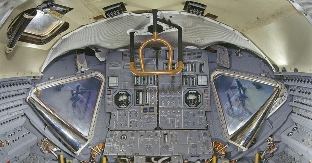 apollo capsule interior - HD2924×2895