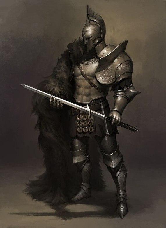 фэнтези картинки рыцарь