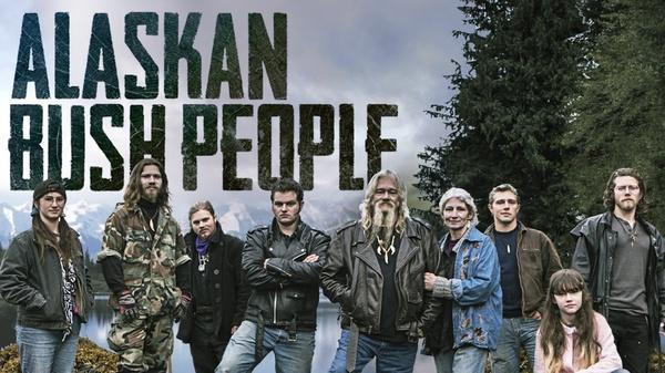Аляска. Семья из леса (Моё имхо) Discovery, Семья из леса, Мнение, Длиннопост