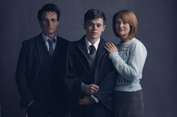 """Подоспели первые фото актеров из будущей пьесы """"Гарри Поттер и проклятое дитя"""". Пьеса, Гарри Поттер"""