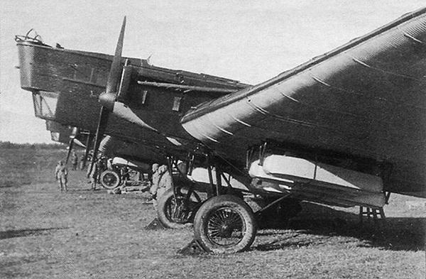 Начало отечественной военно-транспортной авиации Авиация, Россия, История, Транспортная авиация, Длиннопост