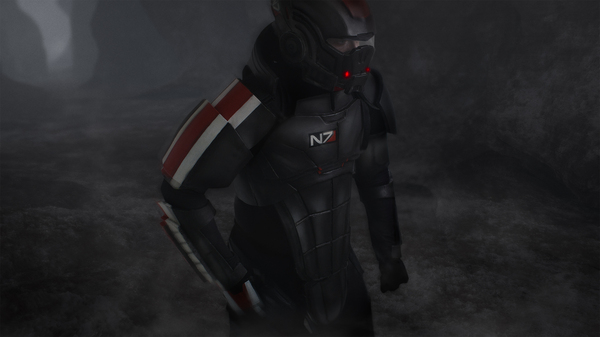 [Косплей] Mass Effect - Travel Косплей, mass effect, длиннопост, Шепард
