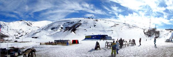 e968b290349a Кировск - Май - Панорама горы, лыжи, сноуборд, панорама