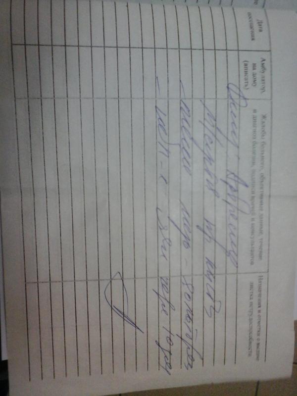 Помогите расшифровать диагноз Почерк, Врачи, Длиннопост