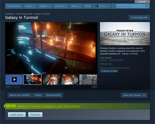"Возвращение ""настоящего"" Star Wars: Battlefront 3 Star wars, Steam, Игры, Star Wars Battlefront, Видео, Galaxy in Turmoil"