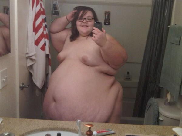 фото голой самой толстой бабы