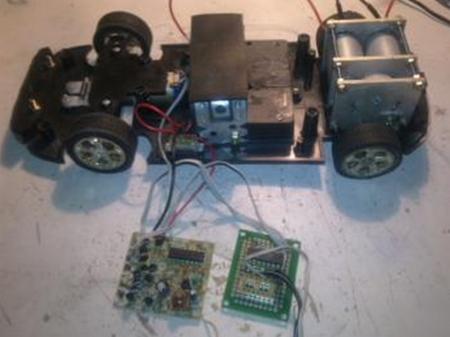 Радиоуправляемые машины сделать своими руками фото 761