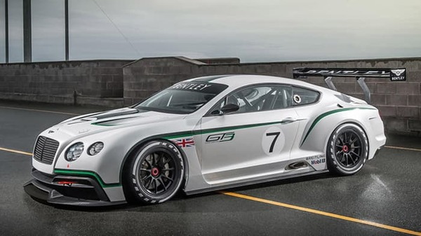 Bentley Continental GT3 Motorsport