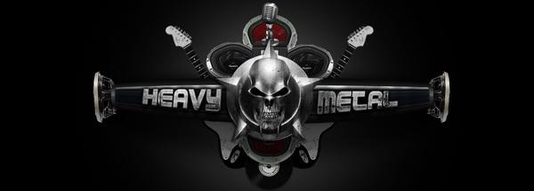 Лига Heavy Metal Музыка, Heavy metal, Рок