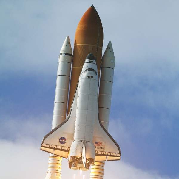 freedom space shuttle - HD 1200×1800