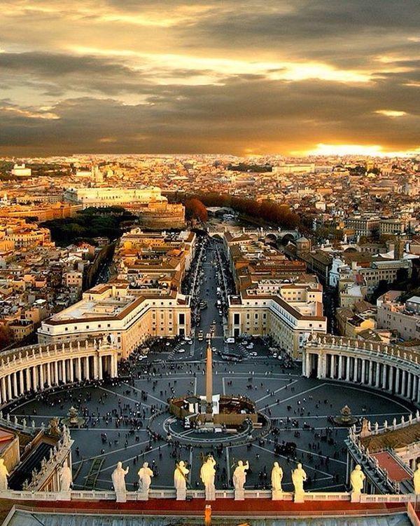 3 вещи, которые нужно сделать в Риме: Рим, Путешествия, Координаты, Туризм
