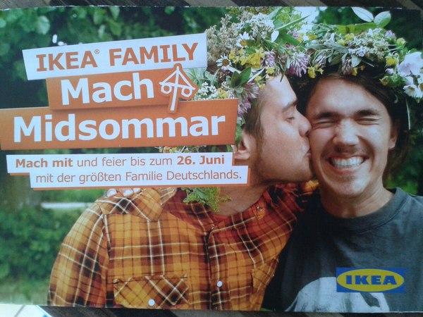 Толерантненько Фото, Реклама, ИКЕА, Толерантность, Геи, Гей, Гомосексуализм