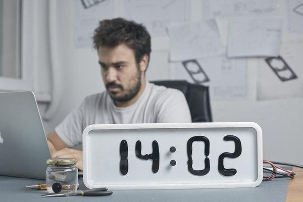 Текучее время Rhei Дизайн, Часы, Rhei, IDL, Видео, Длиннопост