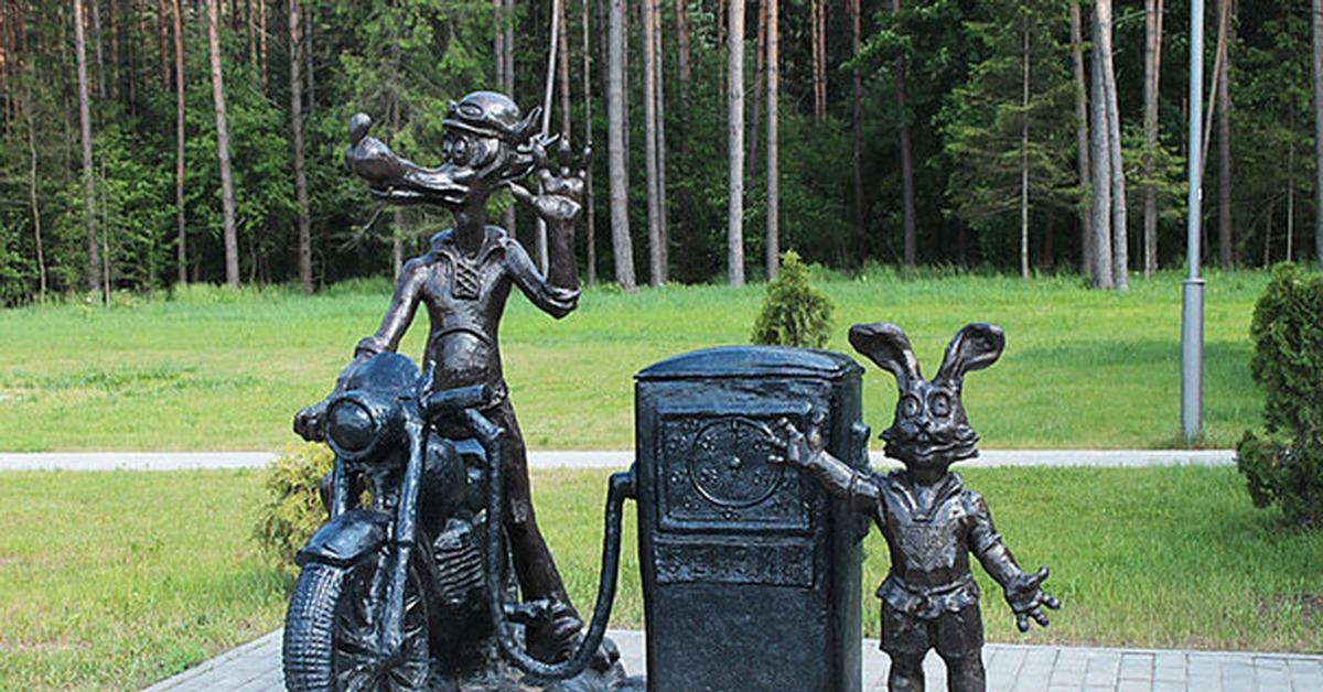 Современные скульптуры беларуси с фото