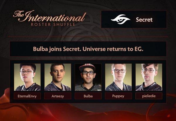 Dota 2: Team Secret, Evil Geniuses, гаражная распродажа Dota 2, Evil genius, Team secret, Arteezy, Вселенная, The International, Manila major, Длиннопост
