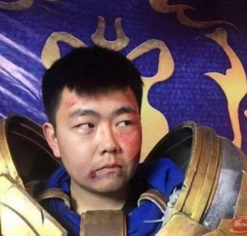 Твоё лицо, когда твою шутку не оценили League of Legends, Wow, Киберспорт, Шутник