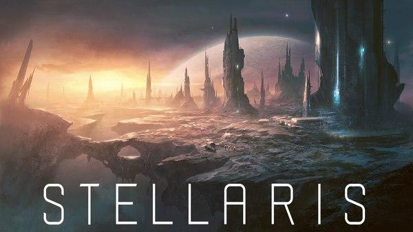 Stellaris... Stellaris, компьютерные игры, ic обзор, длиннопост, игровые обзоры, RTS, 4x-strategy