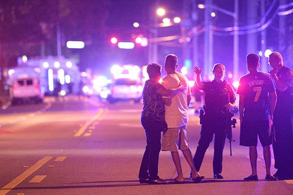 Везде полно крови Теракт, Террористы, Лгбт, Преступление, Орландо, Видео, Длиннопост