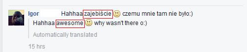 Наткнулся в ленте у польских друзей, интересно, это цензурно?