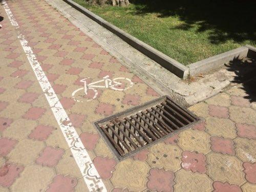 Велодорожки в Сочи поражают своим гуманизмом
