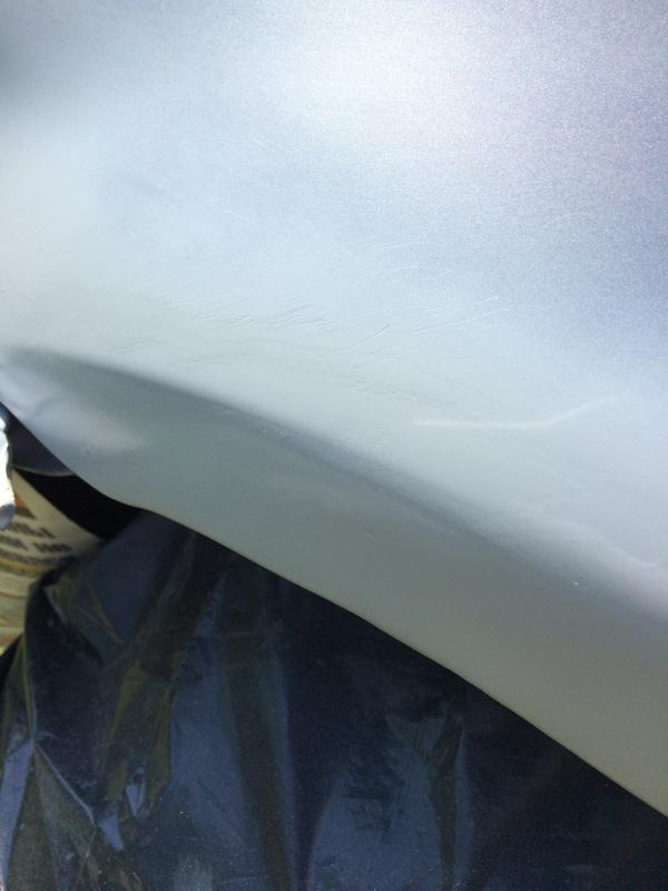 Как я убирал ржавчину с машины. мазда 6, краски, ржавчина, арки, крыло, длиннопост, Своими руками, кот