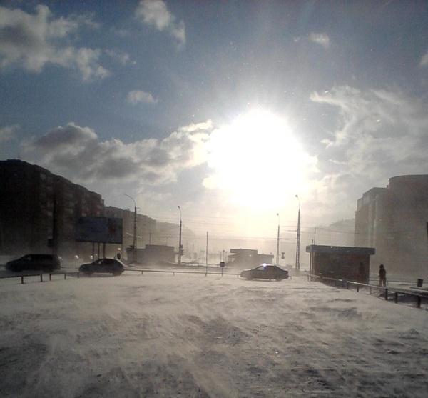 Весна в Братске Братск, Вечный взрыв, Солнце, Атомная бомба