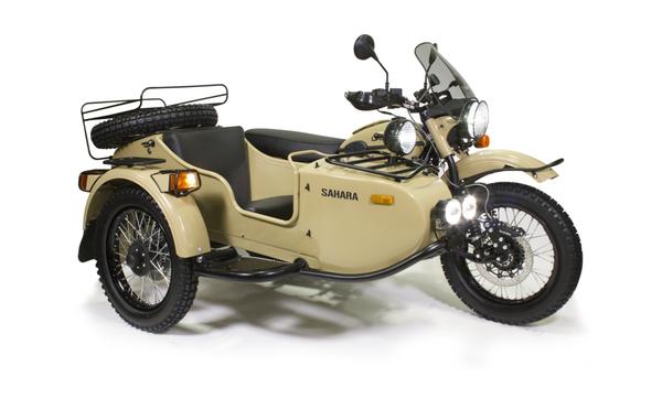 Новые мотоциклы Урал – фото и характеристики