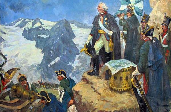 Итальянская победа Суворова Суворов, победа, история, длиннопост
