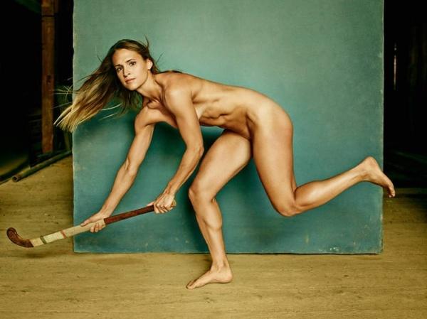 Фото российских голых спортсменок