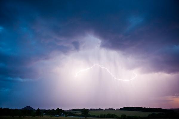 На тему молний. Мой Небесный Медведь. Молния, Фото, Фотография, Удача, Медведь, Дождь, Гроза