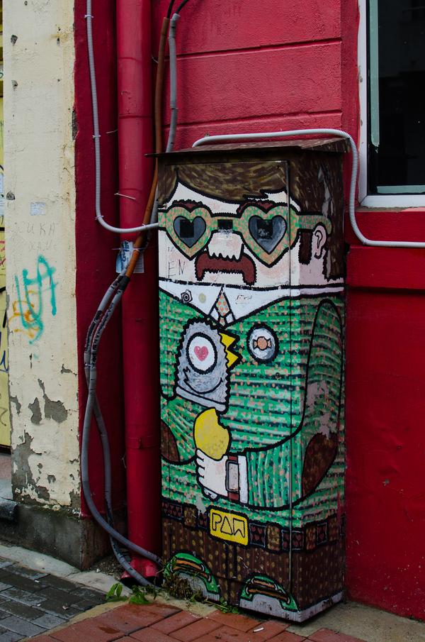 Стрит-арт из Болгарии Граффити, Болгария, Художник, Искусство, Черепашки-Ниндзя, Стрит-Арт, Фото, Путешествия, Длиннопост