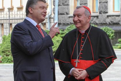 В Ватикане назвали украинцев народом-мучеником Украина, Ватикан, Политика, Мученики