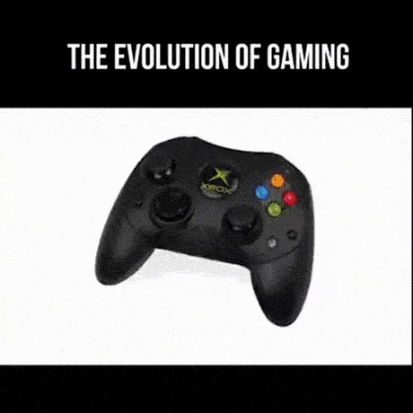 Эволюция игровых контроллеров
