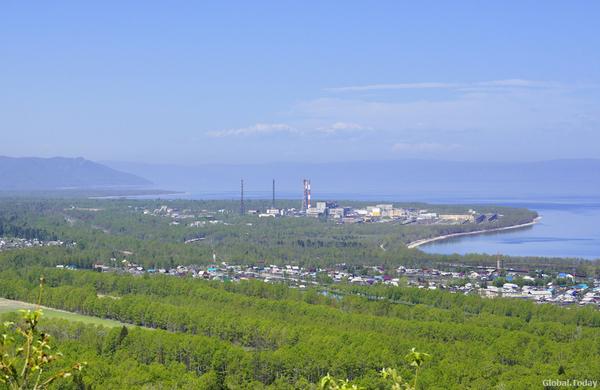 Остановленный Байкальский ЦБК