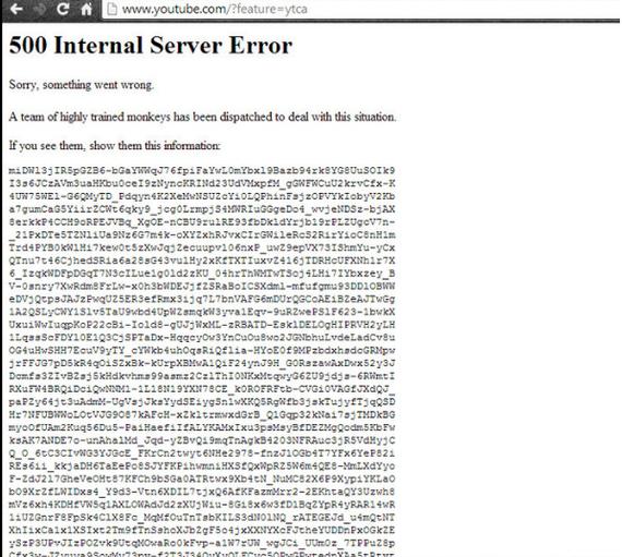 Шо... ОпятЬ? Youtube упал Youtube, Упал, Ошибка, Лол