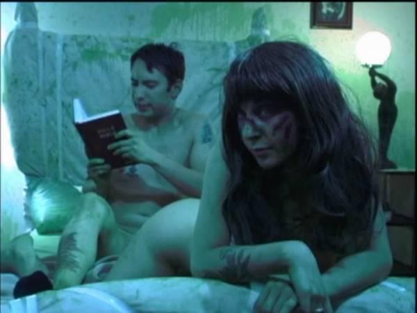 Фильм ужасов и порно