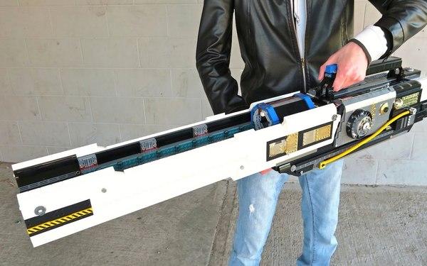Невероятное оружие Overwatch из конструктора Lego Overwatch, Рукоделие, Мастер, Lego, Киберспорт, Esport, Видео, Длиннопост