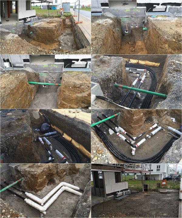 Строительство частного дома в Германии - часть 10 Строительство, Германия, Недвижимость, Свой дом, Длиннопост