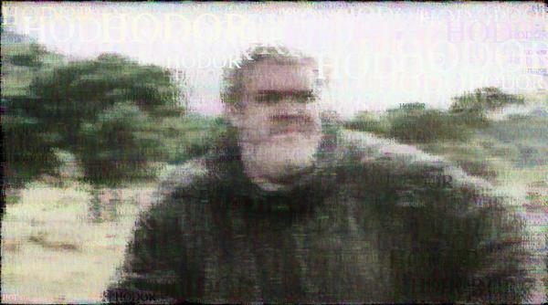 """Всего-лишь изображение Ходора из 50 с лишним тысяч надписей """"HODOR"""""""