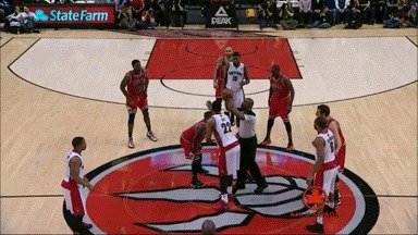 Ох уж этот Нэйт Робинсон... NBA, Баскетбол, Гифка