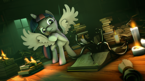 A Spirit of hearth's warming yet to come? In MY book?!