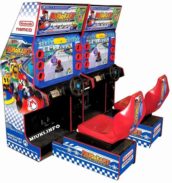 Весьма странный факт об игре Mario Kart Arcade GP Марио, Mario Kart, Аркадные автоматы, Super Mario, Фото, Игры, Факты, Длиннопост