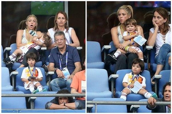 Когда твой муж проиграл на Евро Шакира, Жерар Пике, Евро 2016, Футбол