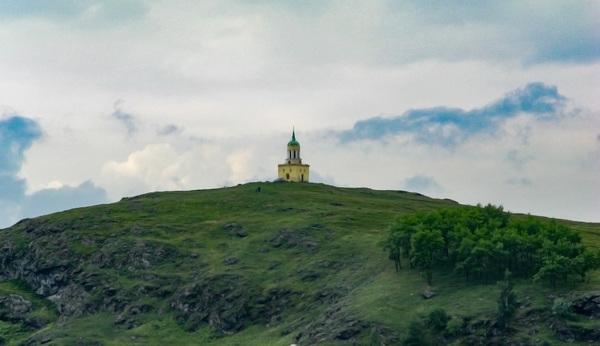 Нижний Тагил, Лисья гора. Нижний Тагил, Символ, Гора Лисья, Башня