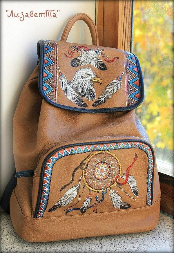 Рисунки рюкзаки своими руками