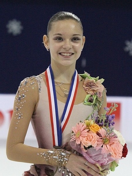 Чемпионка Аделина сотникова, Молодец, Длиннопост